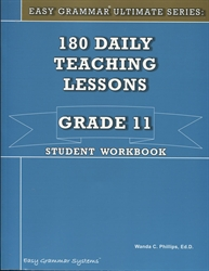 Easy Grammar Ultimate Grade 11 - Student Workbook