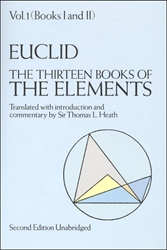 Thirteen Books of the Elements Volume I