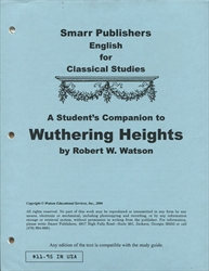 Wuthering Heights - Student's Companion
