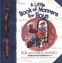 Little Book of Manners for Boys