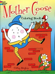 Mother Goose - Coloring Book