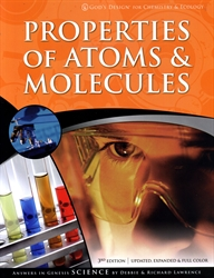Properties of Atoms & Molecules (old)