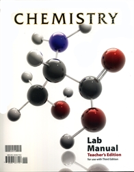 Chemistry - Lab Manual Teacher's Edition (old)