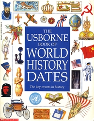 Usborne Book of World History Dates
