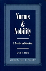 Norms & Nobility