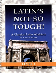 Latin's Not So Tough! 1 - Worktext