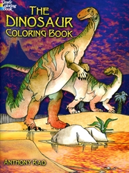 Dinosaur - Coloring Book