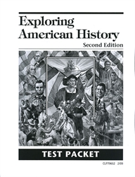 Exploring American History - Tests