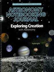 Exploring Creation With Astronomy - Notebooking Journal (old)