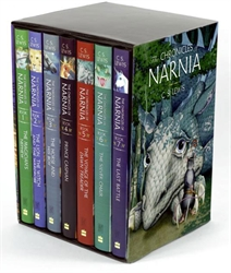 Chronicles of Narnia - Deluxe Hardcover Set