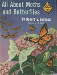 All About Moths and Butterflies