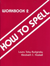 How to Spell Workbook 2