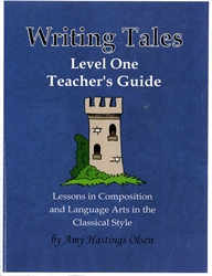Writing Tales Level 1 - Teacher's Guide