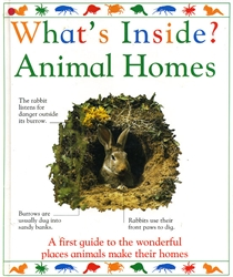 What's Inside? Animal Homes