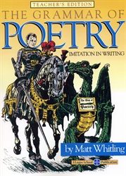 Grammar of Poetry - Teacher Edition (old)