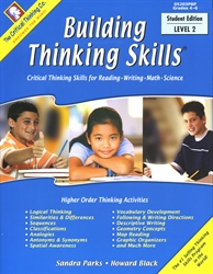 Building Thinking Skills Book 2