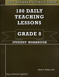 Easy Grammar Ultimate Grade 8 - Student Workbook