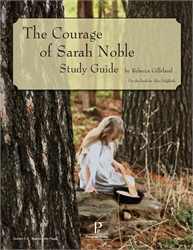 Courage of Sarah Noble - Study Guide