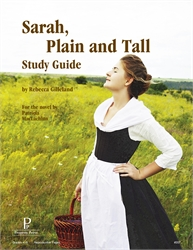 Sarah, Plain and Tall - Progeny Press Guide