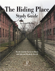 Hiding Place - Progeny Press Study Guide