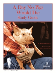 Day No Pigs Would Die - Study Guide