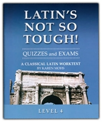 Latin's Not So Tough! 4 - Quizzes & Exams
