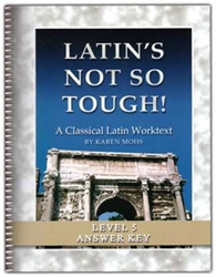 "Latin's Not So Tough! 5 - ""Full Text"" Answer Key"