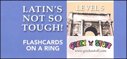 Latin's Not So Tough! 5 - Flashcards