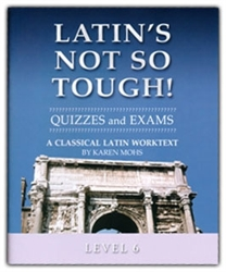 Latin's Not So Tough! 6 - Quizzes & Exams