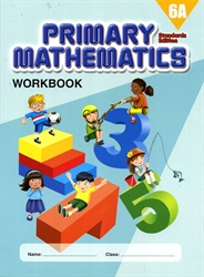 Primary Mathematics 6A - Workbook