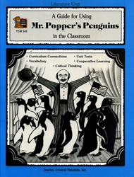 A Guide for Using Mr. Popper's Penguins New in the Classroom