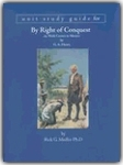 By Right of Conquest - Unit Study Guide