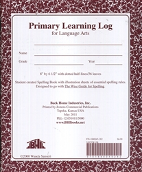 Primary Learning Log