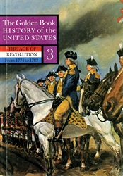 Golden Book History of the United States Volume 3