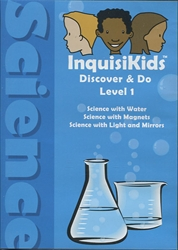 InquisiKids Discover & Do Level 1 - DVD