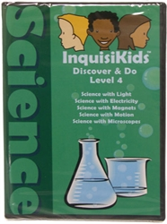 InquisiKids Discover & Do Level 4 - DVD