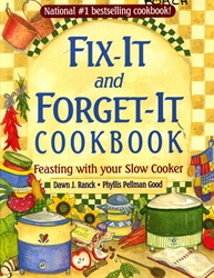 Fix-It and Forget-It Cookbook