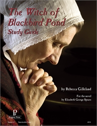 Witch of Blackbird Pond - Progeny Press Guide