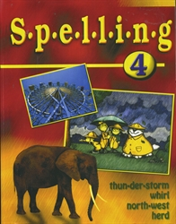 Spelling 4 - Student Worktext (old)
