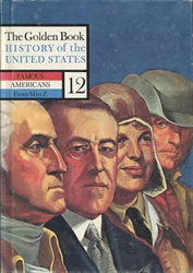 Golden Book History of the United States Volume 12
