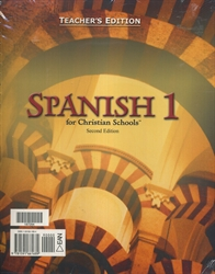 Spanish 1 - Teacher Edition (old)
