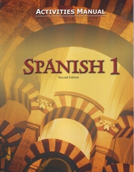 Spanish 1 - Activities Manual (old)