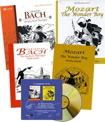 Opal Wheeler Bach & Mozart Package