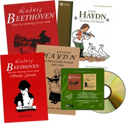 Opal Wheeler Beethoven & Haydn Package