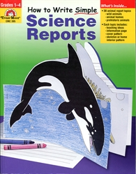 How to Write Simple Science Reports