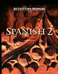 Spanish 2 - Activities Manual