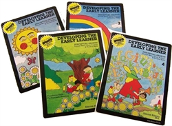 Developing the Early Learner - 4 Volumes