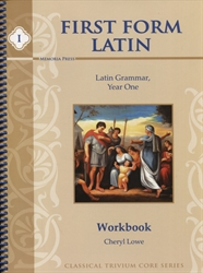 First Form Latin - Workbook (old)