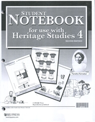 Heritage Studies 4 - Student Notebook Packet (old)