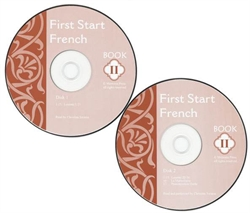 First Start French Level II - Pronunciation CDs
